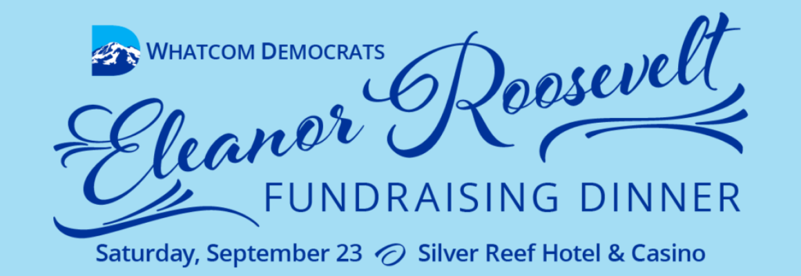 Eleanor Roosevelt Fundraising Dinner
